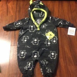 Cute just one you monster outfit 3 months